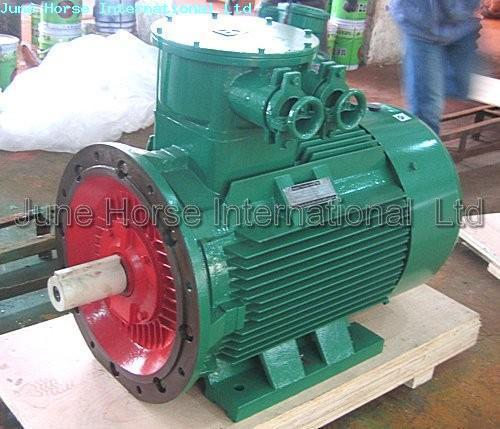 Print Page Flameproof Motor Exdi Ie1 Eff2