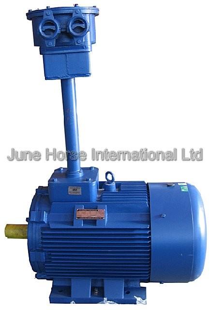Print Page Flameproof Motor For Mining Ventilators Exdi